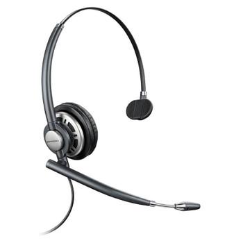 Image for Plantronics EncorePro HW710 Monaural Leatherette Corded Headset AusPCMarket