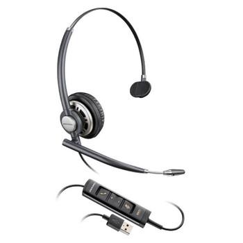 Image for Plantronics EncorePro HW715 Monaural USB PC Headset w/Inline Control AusPCMarket