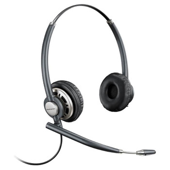 Image for Plantronics EncorePro HW720D Wideband Binaural NC Corded Headset AusPCMarket