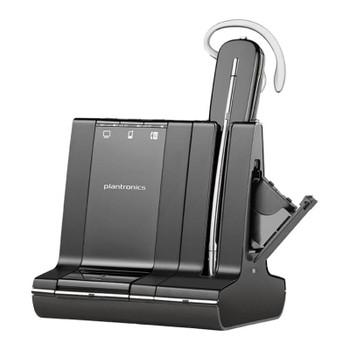 Image for Plantronics Savi W745-M Convertible Wireless UC DECT Headset System - Microsoft AusPCMarket