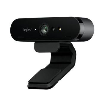 Product image for Logitech BRIO 4k Ultra HD USB-C Webcam AusPCMarket