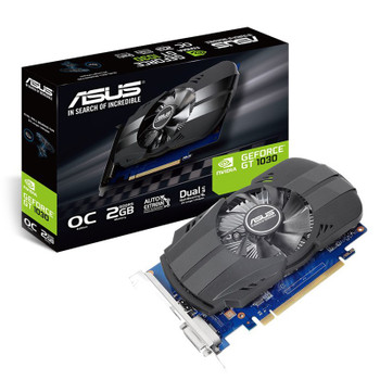 Image for Asus GeForce GT 1030 Pheonix OC 2GB Video Card AusPCMarket