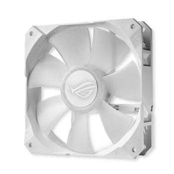 Asus ROG Strix LC 240 RGB AiO Liquid CPU Cooler - White Product Image 2