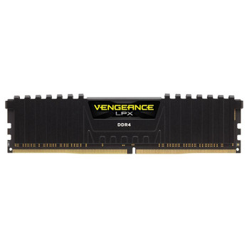Corsair Vengeance LPX 8GB (1x 8GB) DDR4 3000MHz C16 Memory - Black Product Image 2