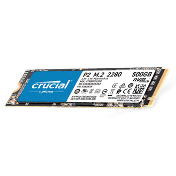 Image for Crucial P2 500GB NVMe M.2 PCIe 3D NAND SSD CT500P2SSD8 AusPCMarket