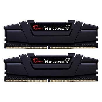 G.Skill Ripjaws V 64GB (2x 32GB) DDR4 3600MHz Memory - Black Product Image 2