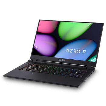 Gigabyte AERO 17 17.3in 144Hz Laptop i7-10750H 16GB 512GB RTX2070 W10H Product Image 2