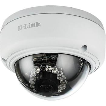 D-Link Vigilance DCS-4603 3MP FHD Day/Night Mini Dome Indoor PoE Network Camera Product Image 2