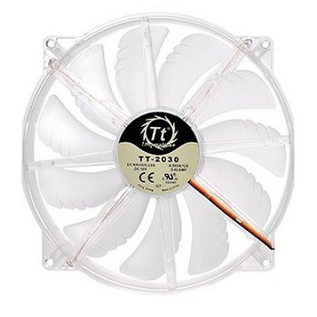 Thermaltake Pure 20 Blue LED 800RPM 200mm Fan Product Image 2