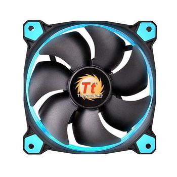 Image for Thermaltake Riing 14 High Static Pressure 140mm Blue LED Fan AusPCMarket