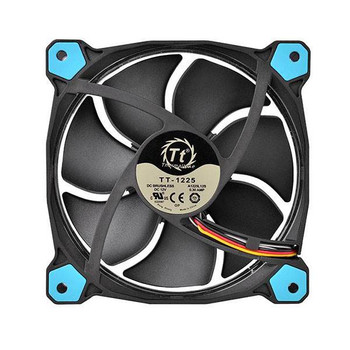 Thermaltake Riing 14 High Static Pressure 140mm Blue LED Fan Product Image 2