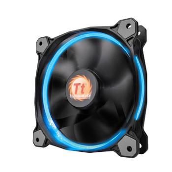 Thermaltake Riing 14 RGB 140mm High Static Pressure LED Radiator Fan (3-Pack) Product Image 2