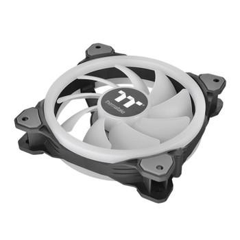 Thermaltake Riing Trio 14 TT Premium Edition 140mm LED RGB Fan - 3 Fan Pack Product Image 2