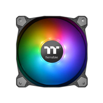 Thermaltake Pure Plus 12 120mm LED RGB Radiator Fans - 3 Pack Product Image 2