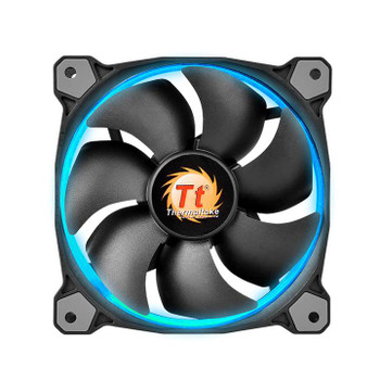Thermaltake Riing 12 RGB 120mm High Static Pressure LED Radiator Fan (3-Pack) Product Image 2