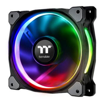 Thermaltake Riing Plus 12 TT Premium Edition 120mm LED RGB Fan - 3 Fan Pack Product Image 2