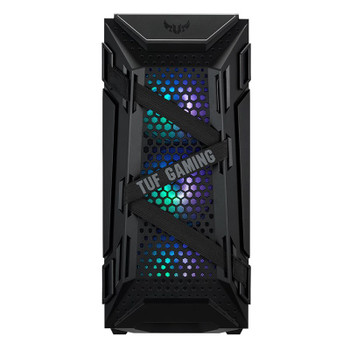Asus TUF Gaming GT301 RGB Tempered Glass Mid-Tower ATX Case Product Image 2