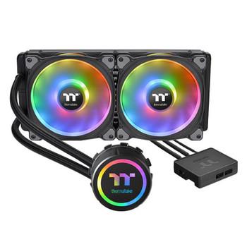 Image for Thermaltake Floe DX RGB 280 AIO Liquid CPU Cooler AusPCMarket