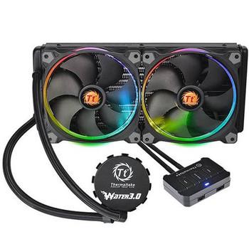 Image for Thermaltake Water 3.0 Riing RGB 280 Liquid CPU Cooler AusPCMarket