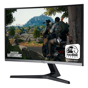 Image for Samsung LC27RG50FQEXXY 27in 240Hz FHD VA Curved G-Sync Compatible Gaming Monitor AusPCMarket