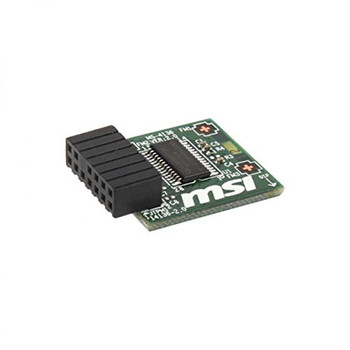 Image for MSI 914-4136-105 TPM 2.0 Module Infineon Chip for MSI Motherboards AusPCMarket