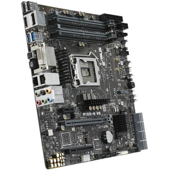 Image for Asus P10S-M WS LGA1151 Micro-ATX Workstation Motherboard AusPCMarket