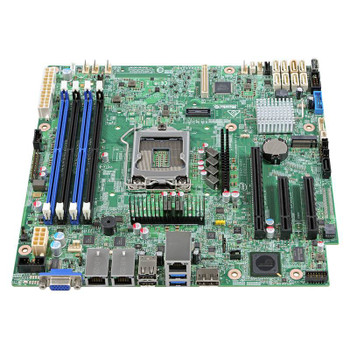 Image for Intel S1200SPLR Socket-H4 LGA1151 Micro-ATX Server Motherboard AusPCMarket