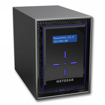 Image for Netgear ReadyNAS RN422D6-100AJS 12TB (2x 6TB Desktop HDD) 2 Bay NAS AusPCMarket