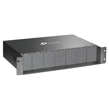 TP-Link TL-MC1400 14-Slot Unmanaged Media Converter Chassis Product Image 2