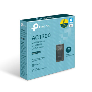 TP-Link Archer T3U AC1300 Mini Wireless MU-MIMO USB Adapter Product Image 2