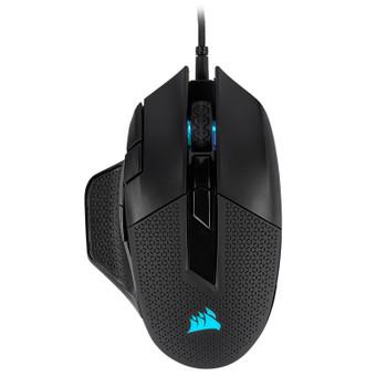 Corsair NIGHTSWORD RGB Tunable Optical Gaming Mouse Product Image 2