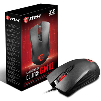 Image for MSI Clutch GM10 Gaming Mouse AusPCMarket