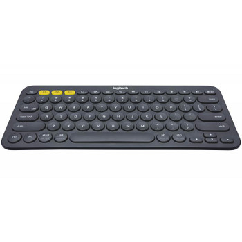 Image for Logitech K380 Multi-Device Wireless Bluetooth Keyboard - Black AusPCMarket