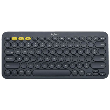 Logitech K380 Multi-Device Wireless Bluetooth Keyboard - Black Product Image 2