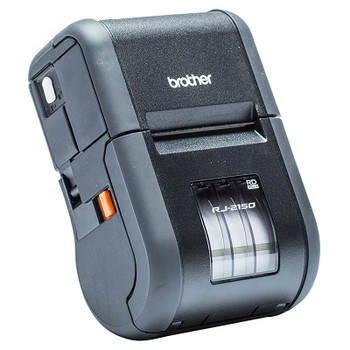 Brother RJ-2150-Bundle-Pack 50mm Mobile Wireless Receipt/Label Printer Product Image 2