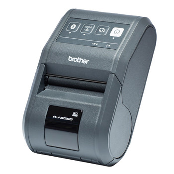 Image for Brother RJ-3050-Bundle-Pack 72mm Mobile Wireless Thermal Printer AusPCMarket