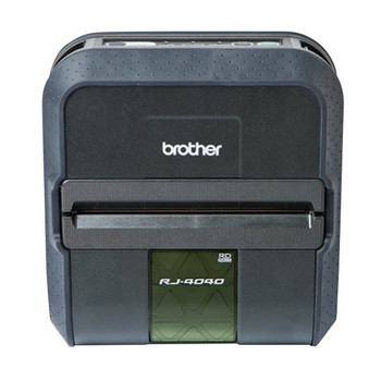 Image for Brother RJ-4040-Bundle-Pack 102mm Mobile Bluetooth Receipt/Label Printer AusPCMarket