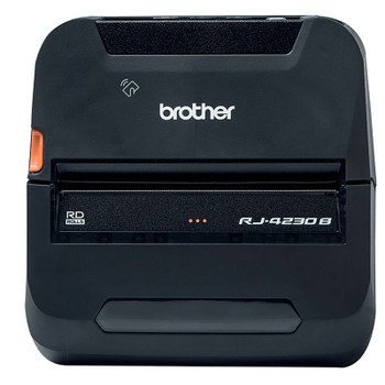 Brother RJ-4230B 102mm Mobile Bluetooth Receipt/Label Printer Product Image 2