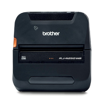 Brother RJ-4250B-Bundle-Pack 102mm Mobile Wireless Receipt/Label Printer Product Image 2