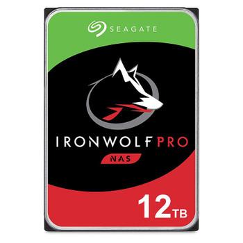 Image for Seagate ST12000NE0008 12TB IronWolf Pro 3.5in SATA3 NAS Hard Drive AusPCMarket