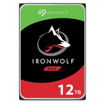 Image for Seagate ST12000VN0008 12TB IronWolf 3.5in SATA3 NAS Hard Drive AusPCMarket