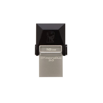 Image for Kingston DataTraveler microDuo 16GB USB 3.0 Flash Drive with micro USB OTG AusPCMarket