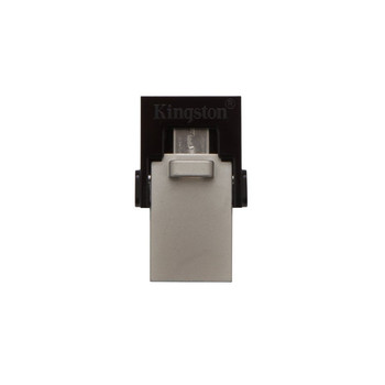 Kingston DataTraveler microDuo 64GB USB 3.0 Flash Drive with micro USB OTG Product Image 2
