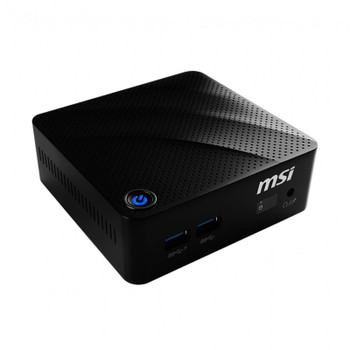 Image for MSI Cubi N 8GL-003BAU Barebone Mini PC - Celeron N4000 - Black AusPCMarket