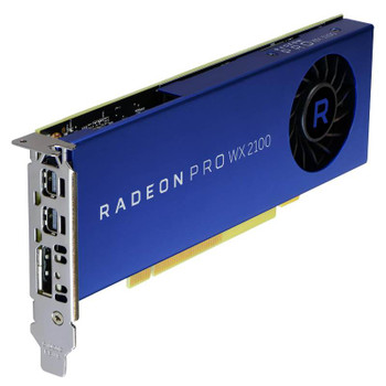 AMD Radeon Pro WX 2100 2GB GDDR5 Video Card Product Image 2