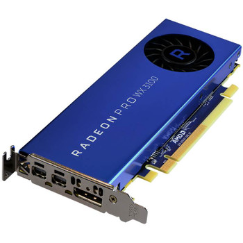 Image for AMD Radeon Pro WX 3100 4GB GDDR5 Video Card AusPCMarket
