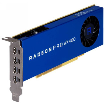 Image for AMD Radeon Pro WX 4100 4GB Workstation Video Card AusPCMarket