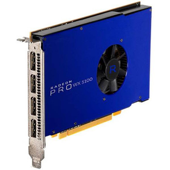 Image for AMD Radeon Pro WX 5100 8GB Workstation Video Card AusPCMarket