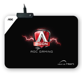 Image for AOC AGON RGB Cloth Gaming Mouse Pad AusPCMarket