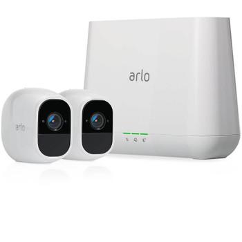 Image for Arlo Pro 2 Indoor/Outdoor Wireless FHD Camera Security System -2 Cameras AusPCMarket